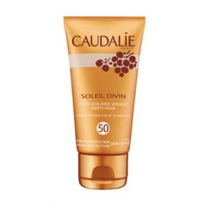 Каудаль антивозрастной солнцезащитный крем SPF 50 Солей Дивин (Caudalie Soleil Divin)
