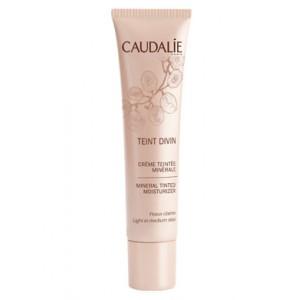 Каудаль тонирующий крем с минералами для смуглой кожи (Caudalie)