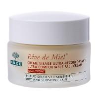 Нюкс ночной крем для лица, восстанавливающий комфорт Рэв Де Мьель (Nuxe Reve De Miel) 50ml