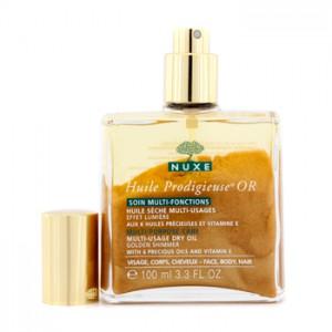 Купить Нюкс универсальное сухое масло - Золотистое Мерцание  Продижьез (Nuxe Prodigieuse) 100ml из категории Уход за телом