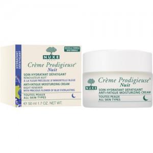 Нюкс крем ночной для всех типов кожи Продижьез (Nuxe Prodigieuse)