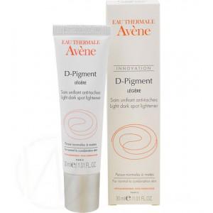 Авене Д-Пигмент Крем от пигментации для нормальной и комбинированной кожи