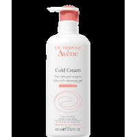 Авене Очищающий гель с колд-кремом (Avene, Cold Creme) 400 ml