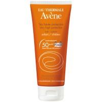 Авене Молочко солнцезащитное детское SPF 50 (Avene, Solaire) 100 ml