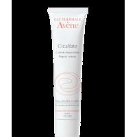 Авене Цикалфайт Крем заживляющий антибактериальный  для чувствительной раздраженной или поврежденной кожи (Avene, Cicalfate) 100 ml
