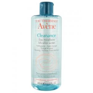 Купить Авене Клинанс мицеллярная вода  для проблемной кожи  (Avene, Cleanance) 400 ml из категории Уход за лицом