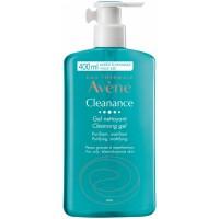 Авене Клинанс Гель очищающий для молодой проблемной кожи (Avene, Cleanance) 400 ml