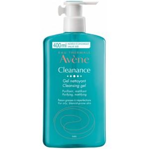 Купить Авене Клинанс Гель очищающий для молодой проблемной кожи (Avene, Cleanance) 400 ml из категории Уход за лицом