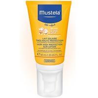 Мустела ВеВе молочко солнцезащитное для лица SPF 50 (Mustela,BeBe) 40 ml