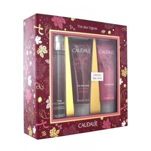Купить Кодали набор Thé des Vignes (Caudalie Thé des Vignes) 50+50+50ml из категории Уход за телом