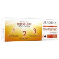 Оенобиол Солар Интенсив молодость кожи капсулы усилитель загара (Oenobiol, Youth Sun)  3 х 30 капсул