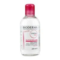 Биодерма Клеарлайн/Сенсибио мицеллярная вода H2O  (Bioderma, Crealine/Sensibio) 250 ml