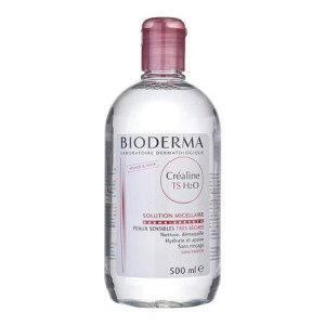 Биодерма Клеарлайн/Сенсибио мицеллярный раствор H2O TS  (Bioderma, Crealine/Sensibio) 500 ml