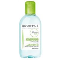 Биодерма Себиум мицелловый раствор для жирной и проблемной кожи (Bioderma, Sebium) 250 ml