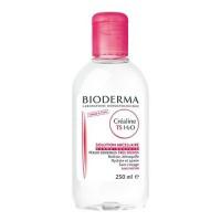Биодерма Клеарлайн/Сенсибио мицеллярный раствор H2O TS для сухой кожи  (Bioderma, Crealine/Sensibio) 250 ml