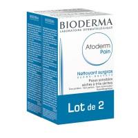Биодерма Атодерм мыло для сухой и атопичной кожи  (Bioderma,  Atoderm) (150+150)
