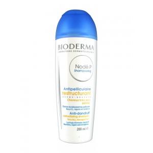 Бодерма НОДЭ P шампунь реструктуризующий (Bioderma, Node) 200 ml