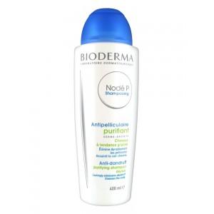 Биодерма НОДЭ шампунь очищающий от перхоти для жирных волос (Bioderma, Node) 400 ml