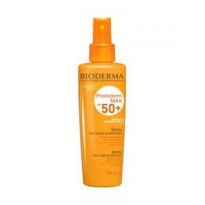 Биодерма Фотодерм макс спрей солнцезащитный SPF 50 (Bioderma, Photoderm) 200 ml