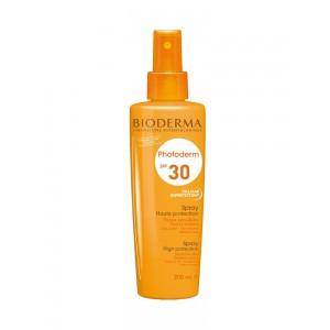 Биодерма Фотодерм спрей солнцезащитный SPF 30 (Bioderma, Photoderm) 200 ml