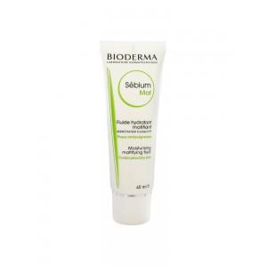 Биодерма Себиум Мат Контрол матирующий уход (Bioderma, Sebium) 40 ml