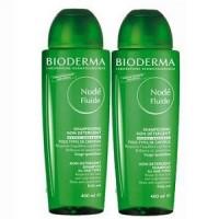 Биодерма НОДЭ шампунь для волос (Bioderma, Node) 2x400 ml