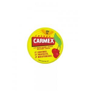 Купить Кармекс бальзам для губ вишневый в баночке SPF 15 (Carmex) 8.4 ml из категории Уход за губами
