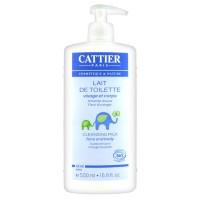 Каттьер детское очищающее молочко (Cattier) 500 ml