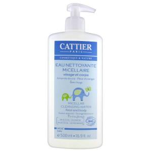 Каттьер детская мицеллярная вода  (Cattier) 500 ml