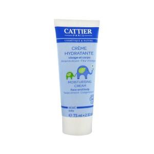 Каттьер детский увлажняющий крем (Cattier) 75 ml