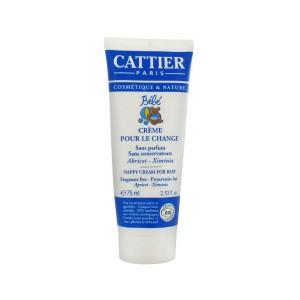 Каттьер детский крем для смены подгузника  (Cattier) 75 ml