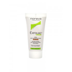 Эксфолиак крем тонирующий для проблемной кожи (Exfoliac) 30 ml