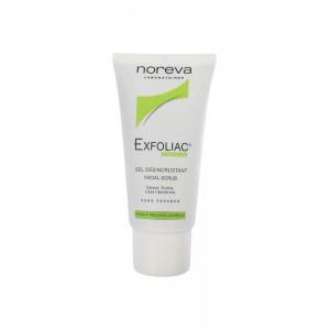 Эксфолиак скраб для лица с микрогранулами (Exfoliac) 50 ml