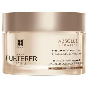 Купить Рене Фуртерер Absolue Kératine маска обновление  (Rene Furterer) 200мл из категории Питание и восстановление волос