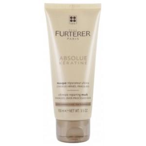 Купить Рене Фуртерер Absolue Kératine маска обновление  (Rene Furterer) 100мл из категории Питание и восстановление волос