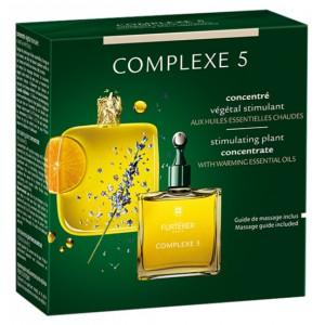 Купить Рене Фуртерер Комплекс 5 регенерирующий растительный экстракт (Rene Furterer, Complex 5) 50мл из категории Питание и восстановление волос