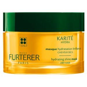 Купить Рене Фуртерер Карите Гидра увлажняющая маска-блеск (Rene Furterer) 200мл из категории Питание и восстановление волос