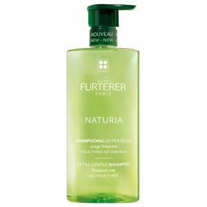 Купить Рене Фуртерер Naturia нежный балансирующий шампунь для ежедевнного применения (Rene Furterer) 500мл из категории Шампуни для ежедневного ухода