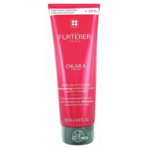 Купить Рене Фуртерер Okara Protect Color укрепляющий шампунь для окрашенных волос (Rene Furterer) 250ml из категории Окрашивание волос
