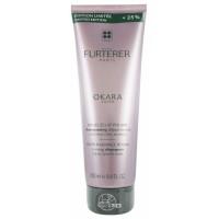Рене Фуртерер Okara мягкий шампунь для придания блондинированным волосам серебристого оттенка (Rene Furterer) 250мл