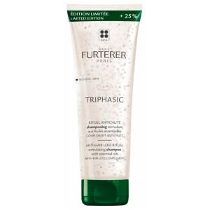 Купить Рене Фуртерер Трифазик стимулирующий шампунь от выпадения волос (Rene Furterer, Triphasic) 250мл из категории Шампуни для ежедневного ухода