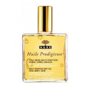 Нюкс сухое масло для лица, тела и волос Продижьез (Nuxe Prodigieuse)