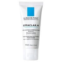 Ля Рош-Позе  Мультивосстанавливащий увлажняющий успокаивающий крем эфаклар Н (La Roche-Posay Effaclar) 40 ml