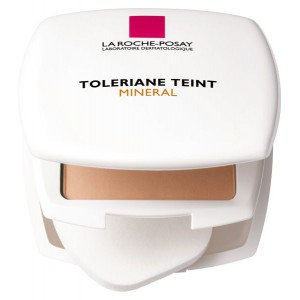 Купить Ля Рош-Позе Толеран Минеральная компактная пудра (La Roche-Posay Toleriane) 9.5 g из категории Макияж