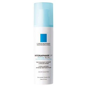 Ля Рош-Позе Гидрафаз интенсивно увлажняющий флюид для сухой и чувствительной кожи SPF 20  (La Roche-Posay  Hydraphase) 50 ml