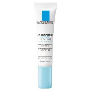 Купить Ля Рош-Позе Гидрафаз Крем-гель увлажняющий для контура глаз против мешков под глазами (La Roche-Posay Hydraphase) 15 ml из категории Уход за лицом