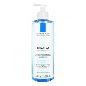 Ля Рош-Позе Эфаклар Очищающий гель для жирной и проблемной кожи (La Roche-Posay Effaclar) 400 ml