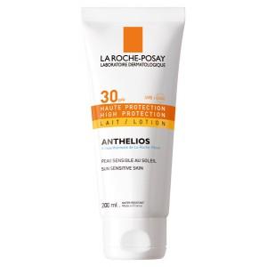 Купить Ля Рош-Позе Aнтгелиос Солнцезащитное молочко для тела SPF 30 (La Roche-Posay  Anthelios) 100ml из категории Солнцезащитные средства