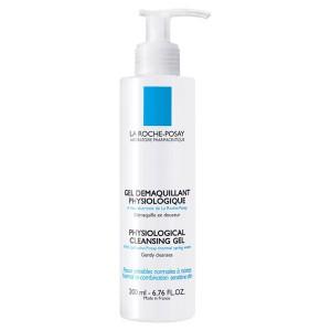 Ля Рош-Позе Физио Жидкость физиологическая для снятия водостойкого макияжа с глаз