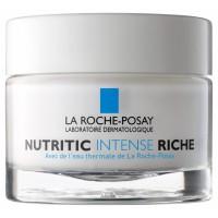Ля Рош-Позе Нутритик Крем для глубокого восстановления для очень сухой чувствительной кожи (La Roche-Posay Nutritic) 50 ml